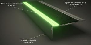 Из чего состоит типовой элемент фотолюминесцентной эвакуационной системы