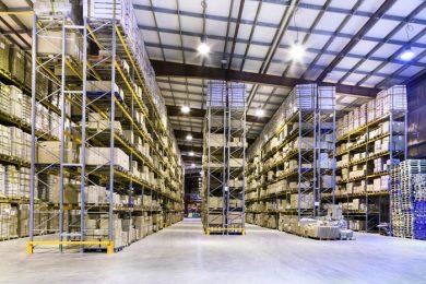 Расчет стоимости проекта фотолюминисцентной эвакуационной системы для складского помещения