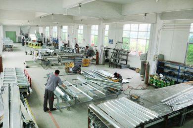 Расчет стоимости проекта фотолюминисцентной эвакуационной системы для производственного помещения
