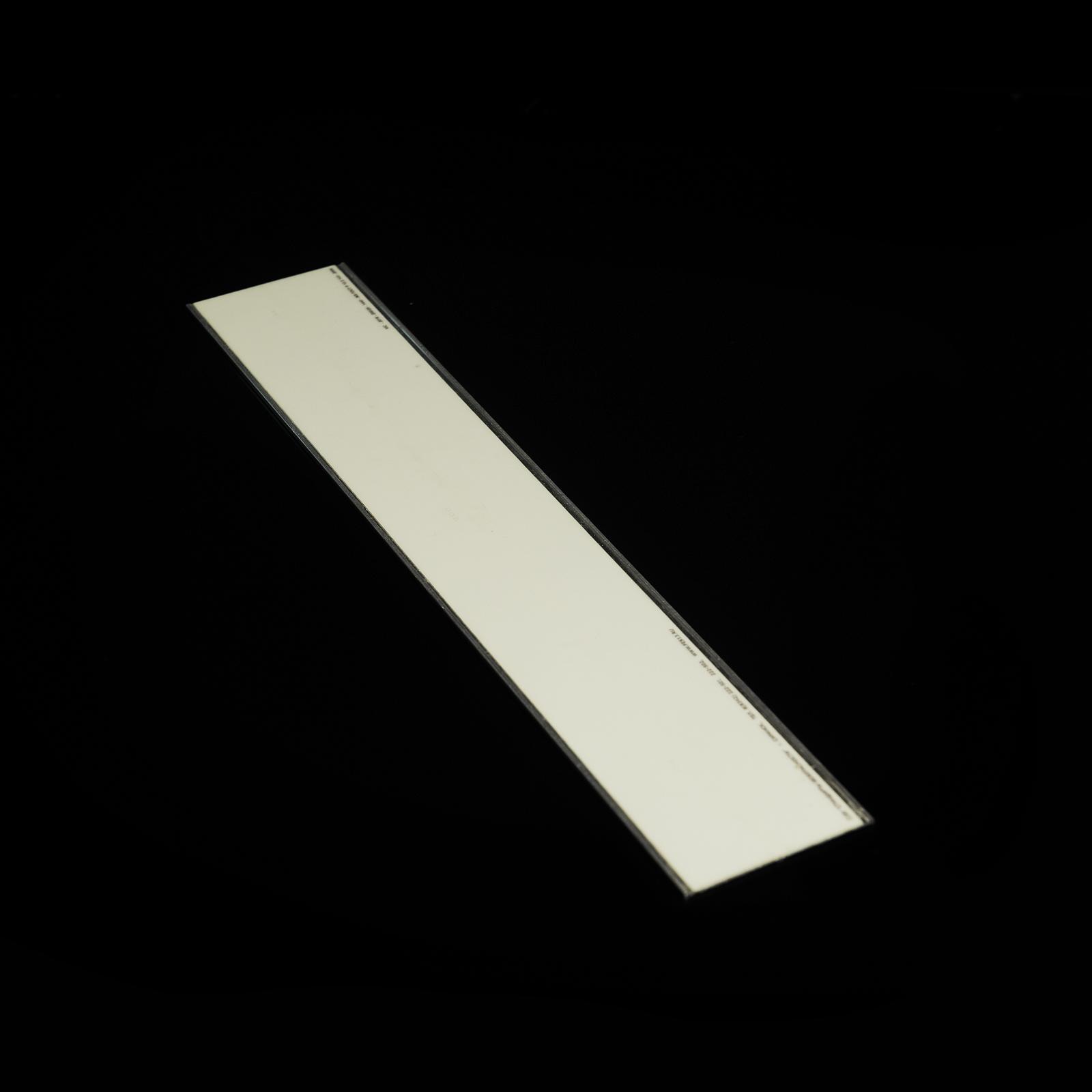 Фотолюминесцентная износостойкая полоса Без нанесения
