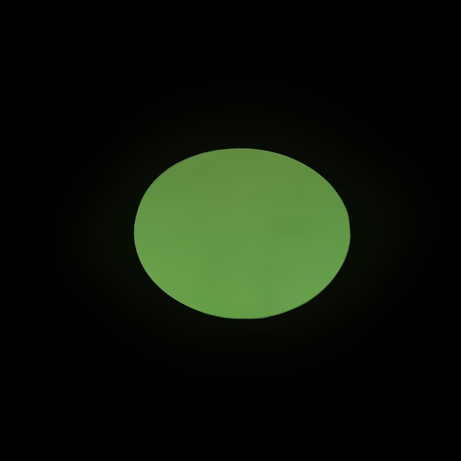 Износостойкий напольный, круг в темноте